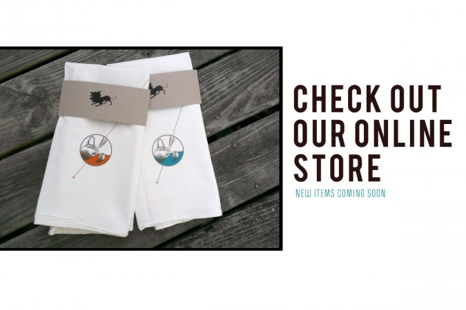 Shop Online for our Custom Printed Apparel, Art Prints, Stationery, and Household Items.