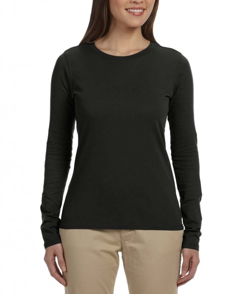 81838f8aeec705 EC3500. Organic Long Sleeve Women s. econscious Ladies  4.4 oz.